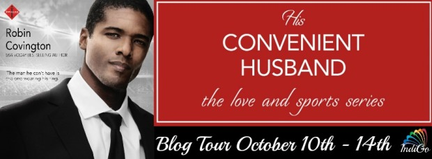 His Convenient Husband Tour Banner